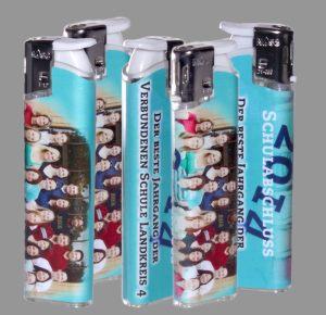 Fotofeuerzeug zum Beispiel fürs ABI